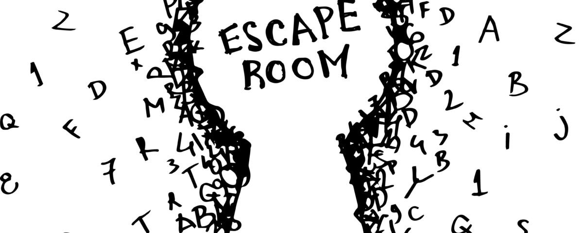 Escape room key
